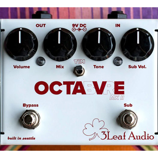 3Leaf Audio Octabvre MKII 이펙터 2017년형