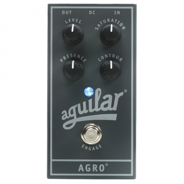 Aguilar AGRO Overdrive 베이스 이펙터 페달