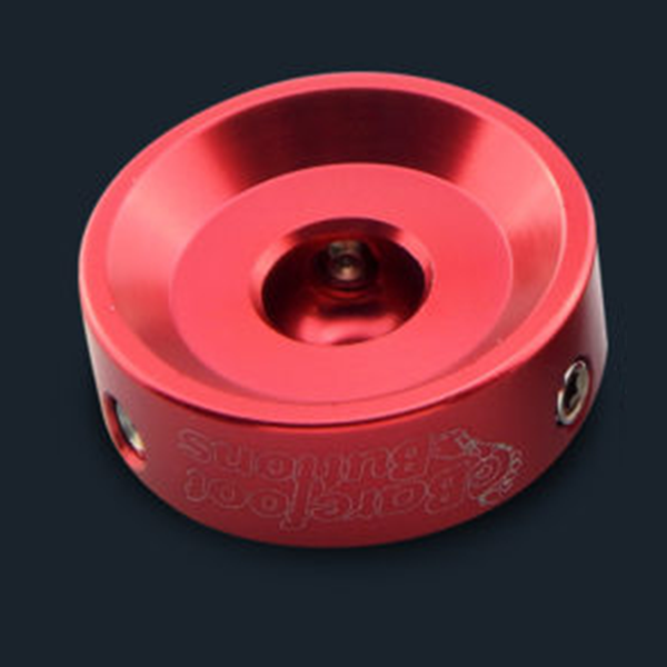 BAREFOOTBUTTONS  베어풋버튼 V2 RED (8.5mm)