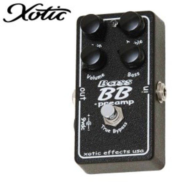 [Xotic] Bass BB Preamp