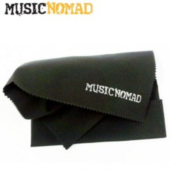 [Music Nomad] Polishing Cloth (Microfiber Suede) - Super Soft 스크래치방지 - 끝단처리없이 가공