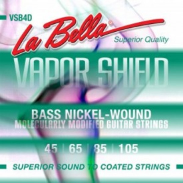 [La Bella] 베이스기타 스트링 VSB4D Vapor Shield 45-65-85-105