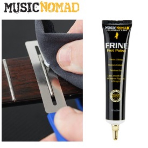 [Music Nomad] FRINE Fret Polish 프렛 용 폴리쉬