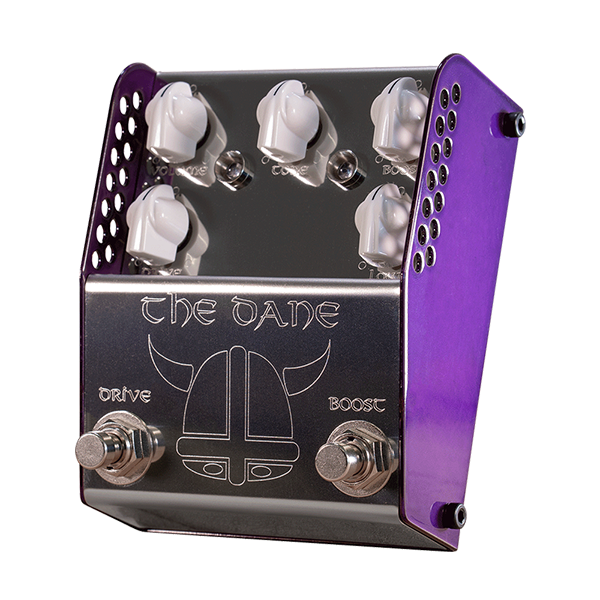 Thorpy FX The Dane - 'Danish' Pete Honore Signature Dual Drive & Boost Pedal 베이스고수샵 (한국총판)