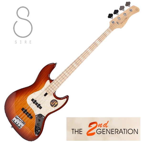 [2nd Generation] SIRE Marcus Miller V7 Ash / 사이어 마커스밀러 (TS)