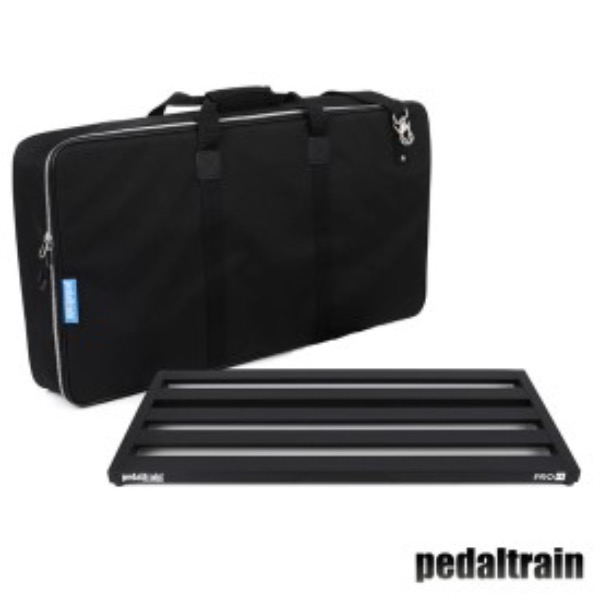 Pedaltrain New - Classic Pro FX (Flat Board) (with Soft Case)