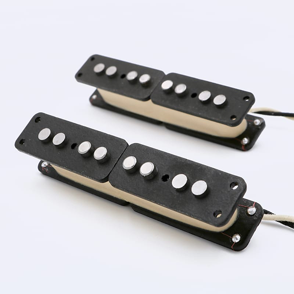 린디프랄린 Lindy Fralin 4-STRING SPLIT JAZZ BASS PICKUP SET 험캔슬