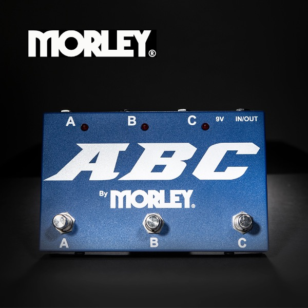 Morley ABC 3 CHANNEL SELECTOR / COMBINER