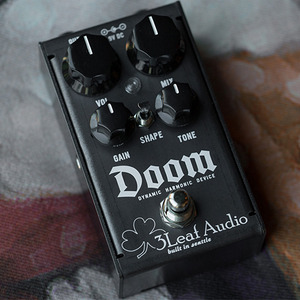 3Leaf Audio Doom Dynamic Harmonic Device Overdrive 2016년형