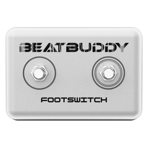 [베이스고수샵] 비트버디한국총판 Singular Sound BeatBuddy Dual Momentary Footswitch (NEW2017신형)