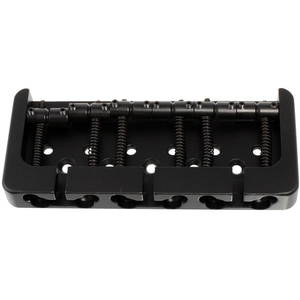 Hipshot 5 String B Style Bass Bridge (Brass재질 블랙