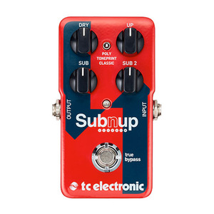 TC Electronic Sub n Up Octaver / 옥타버