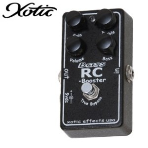[Xotic] Bass RC Booster