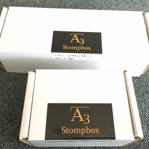 [A3 Stombox] Volume pedal (passive) 라지 사이즈