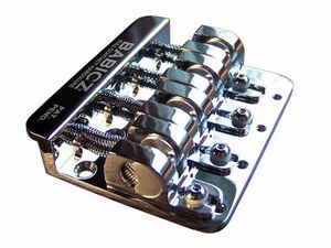BABICZ FCH-4 BASS BRIDGE, ORIGINAL SERIES, 5 HOLE MOUNT Chrome (크롬색상)