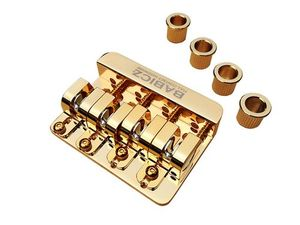 BABICZ FCH-4 BASS BRIDGE, ORIGINAL SERIES, 5 HOLE MOUNT Gold (골드색상)