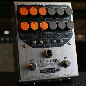 [베이스고수샵] ORIGIN EFFECTS RevivalDRIVE CUSTOM MODEL LIMITED 오버드라이브