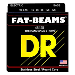 DR FAT Beam Stainless (045-125) 5현베이스용- 3+1이벤트 상품