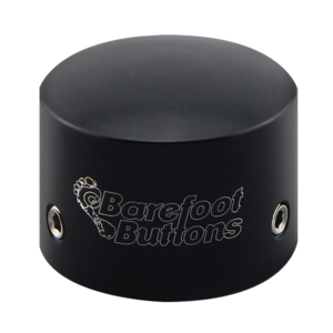 BAREFOOTBUTTONS  베어풋버튼 V1 TALL BOY BLACK (10mm)