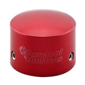 BAREFOOTBUTTONS  베어풋버튼 V1 TALL BOY RED (10mm)
