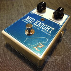"AtelierZ OUT BOARD BASS PREAMP "" MID KNIGHT """