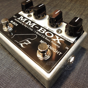 "AtelierZ OUT BOARD BASS PREAMP "" MM-BOX """