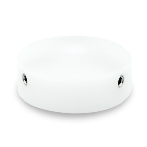 BAREFOOTBUTTONS  베어풋버튼 V1 WHITE PLASTIC (10mm)