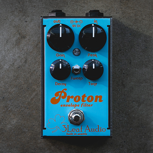 3Leaf Audio Proton V3 Envelope Filter 2018년 Limited GULF color