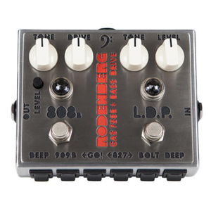 RODENBERG GAS-728B NG Clean Boost Overdrive