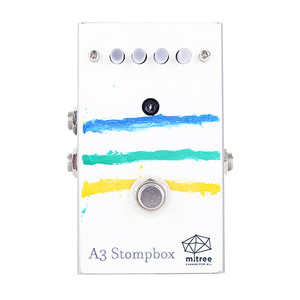 A3 Stompbox 이펙터 Louis version 1