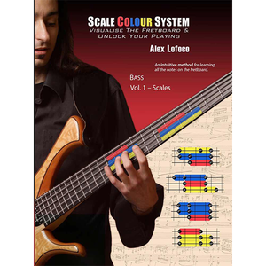 ALEX LOFOCO SCALE COLOUR SYSTEM