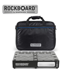 [2019 New] RockBoard QUAD 4.1 with Pro Gig Bag 페달보드 + 케이스