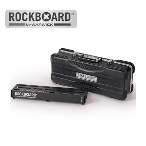 [2019 New] RockBoard DUO 2.1 with ABS Case 페달보드 + 케이스