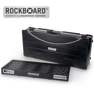 [2019 New] RockBoard CINQUE 5.4 with ABS Case 페달보드 + 케이스
