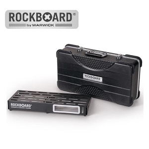 [2019 New] RockBoard TRES 3.1 with ABS Case 페달보드 + 케이스