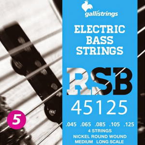 Galli String - RSB45125 - 5 STRINGS MEDIUM