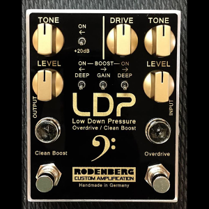 RODENBERG LDP OverDrive / Clean Booster 당일발송