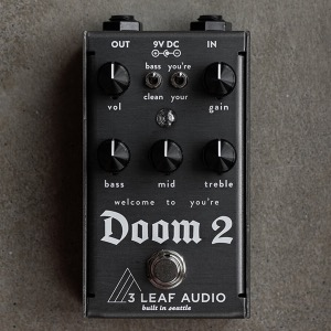 3Leaf Audio Doom 2 2020년형