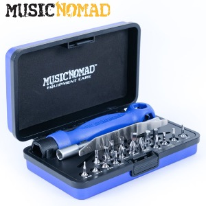[Music Nomad] Guitar Tech Tool Set - 기타 테크 툴 셋트 - Screwdriver and Wrench