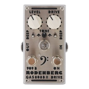 RODENBERG GAS-808B II NG OVERDRIVE  (베이스용)