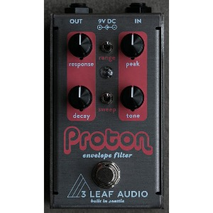 3Leaf Audio Proton Envelope Filter Pedal v4