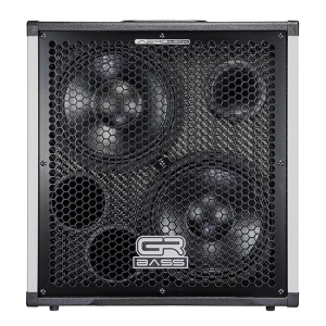 GRBASS AEROTECH AT210 Bass Guitar Speaker Cabinet (4 ohm)