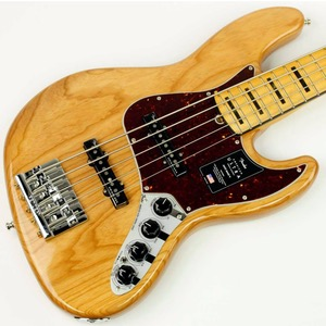 Fender American Ultra Jazz Bass V natural